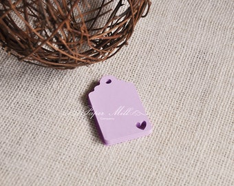 Heart Gift Tags, Baby Shower, Wedding, Bridal Shower, Bachelorette Party, 20 ct