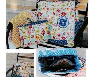 Slouchy Diaper Bag
