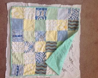 Baby chenille blanket SALE!