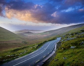 The Conor Pass, Ireland