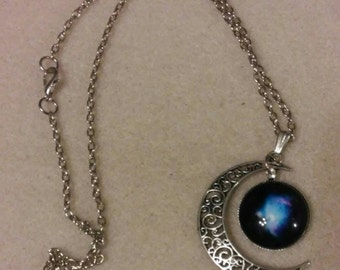 Cresent Moon Necklace