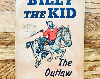 BILLY THE KID The Outlaw
