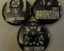 Unique Charles Bronson Related Items Etsy