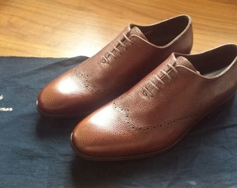 Limited edition handmade  Wholecut shoes