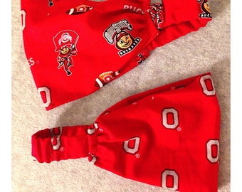 Ohio State Buckeyes Headbands