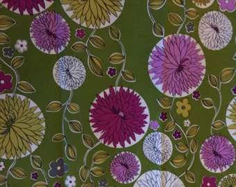 Anthology Floral fabric