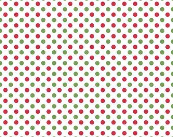 Christmas Polka dot Sewing & Fiber | Etsy Studio
