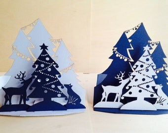 6 Pack of Christmas Cards