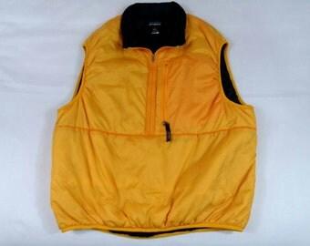 Vintage Patagonia Vest Orange Men's XL - Made in USA