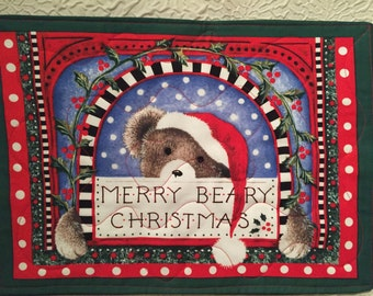 Merry Beary Xmas
