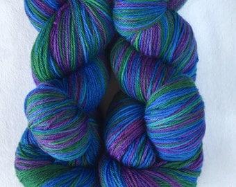 Jewel NZ Merino Sock Yarn Hand Painted