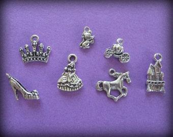 Cinderella Charm Collection - FT-TH-CINDERLA