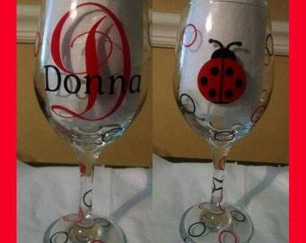 Lady Bugs & Wine!!!!