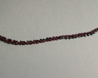 Scarabus Green Crystal Bracelet
