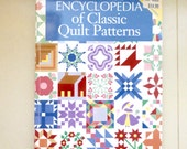 Leisure Arts Encyclopedia Of Classic Quilt Patterns, Quilting book, quilt patterns, pattern book, craft patterns, paperback book, quilting