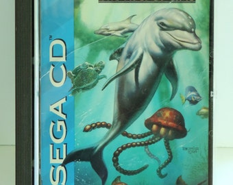 Ecco: The Tides of Time for Sega CD