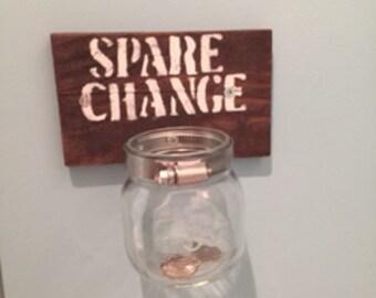 Spare Change Jar