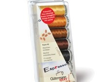 Gutermann Thread set Box Sulky Rayon 40 Machine Embroidery