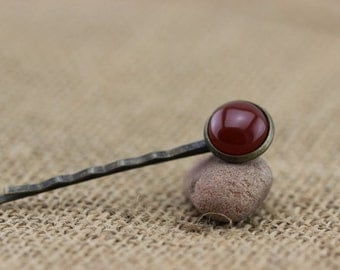 red Turquoise hairpin Christmas gifts