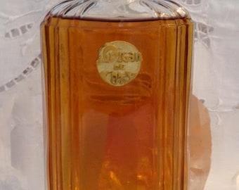 Coty, L'Origan, 125 ml. or 4.23 oz. Flacon, Parfum de Toilette, 1905, Paris, France ..