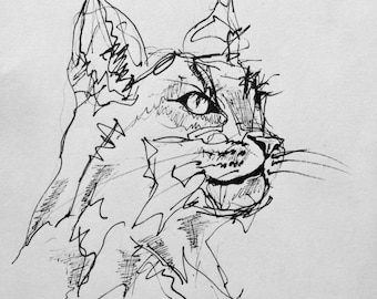 Lynx in Ink, Naturally