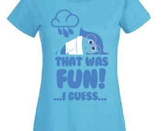 Sadness Sadness t-shirt Inside Out