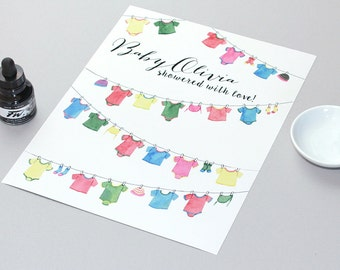 baby shower favor baby shower sign in book is the perfect as a baby shower