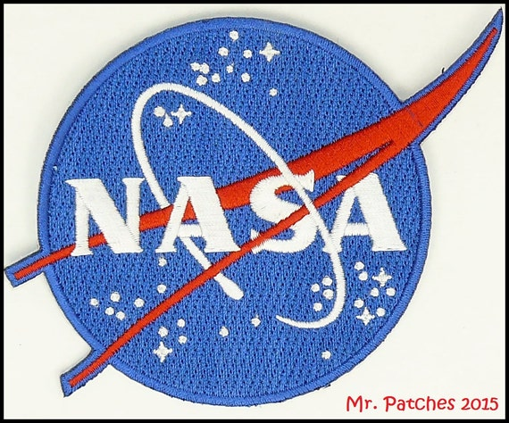 NASA Astronaut SPACE PROGRAM Patch Full Embroidered Free