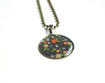 Round collar resin
