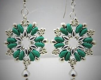 Turquoise Duo Earrings