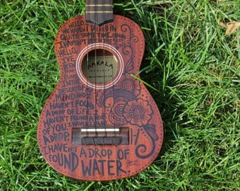 Personalized Ukulele