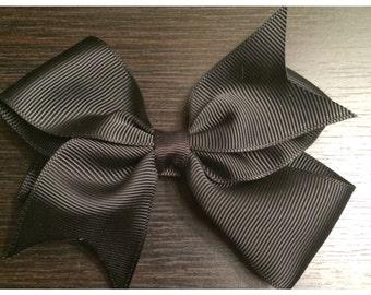 Black Boutique Bow