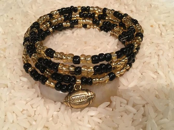 items similar to new orleans saints black and gold who dat