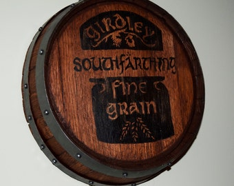 Lord of the Rings Southfarthing Barrel