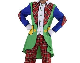 "ON SALE PRICE Circus Clown Costume - ""Pipo"" - Male"