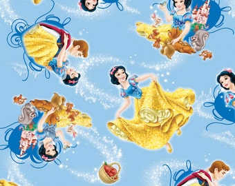 Disney Snow White Fabric From Springs Creative