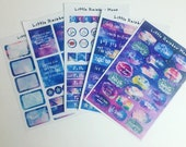 Out of this World - set of planning/journaling stickers