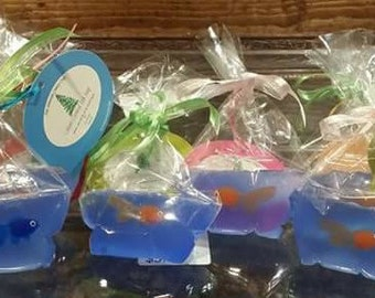 Carnival Fish Soap