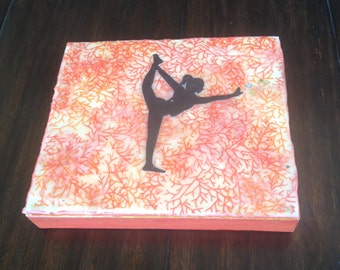 Yoga jewelry box