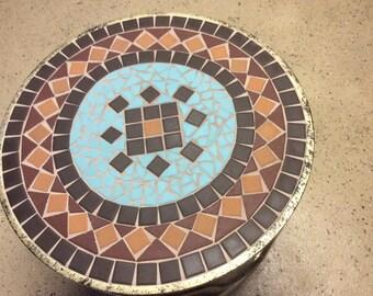 Handmade mosaic  table