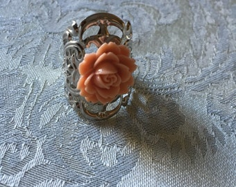 Romantic Statement Ring