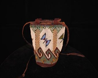 Butterfly Amulet Pouch