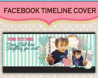 Cute Facebook Banner, Timeline Cover