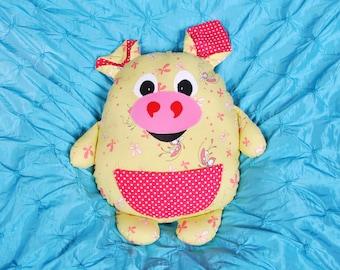 Piggy Pillow