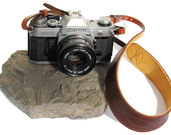 Completely Hand Made Camera Carrying Strap
