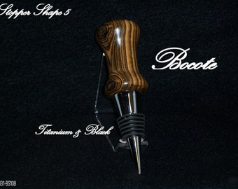 Bottle Stopper Shape 05