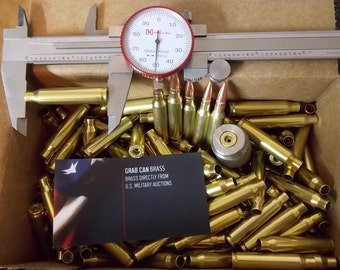 223/5.56 brass box of 1000+