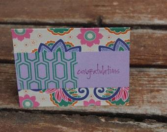 Congratulations. Purple