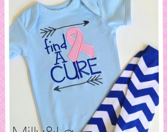 Find a cure - Blue