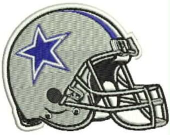 Dallas Cowboys Embroidery Design
